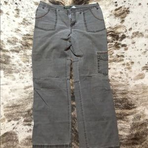 Eddie Bauer casual camp pants. Size 10 tall